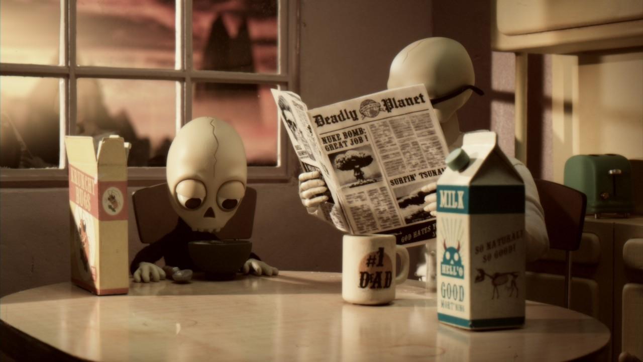 La Mort père et fils - 1