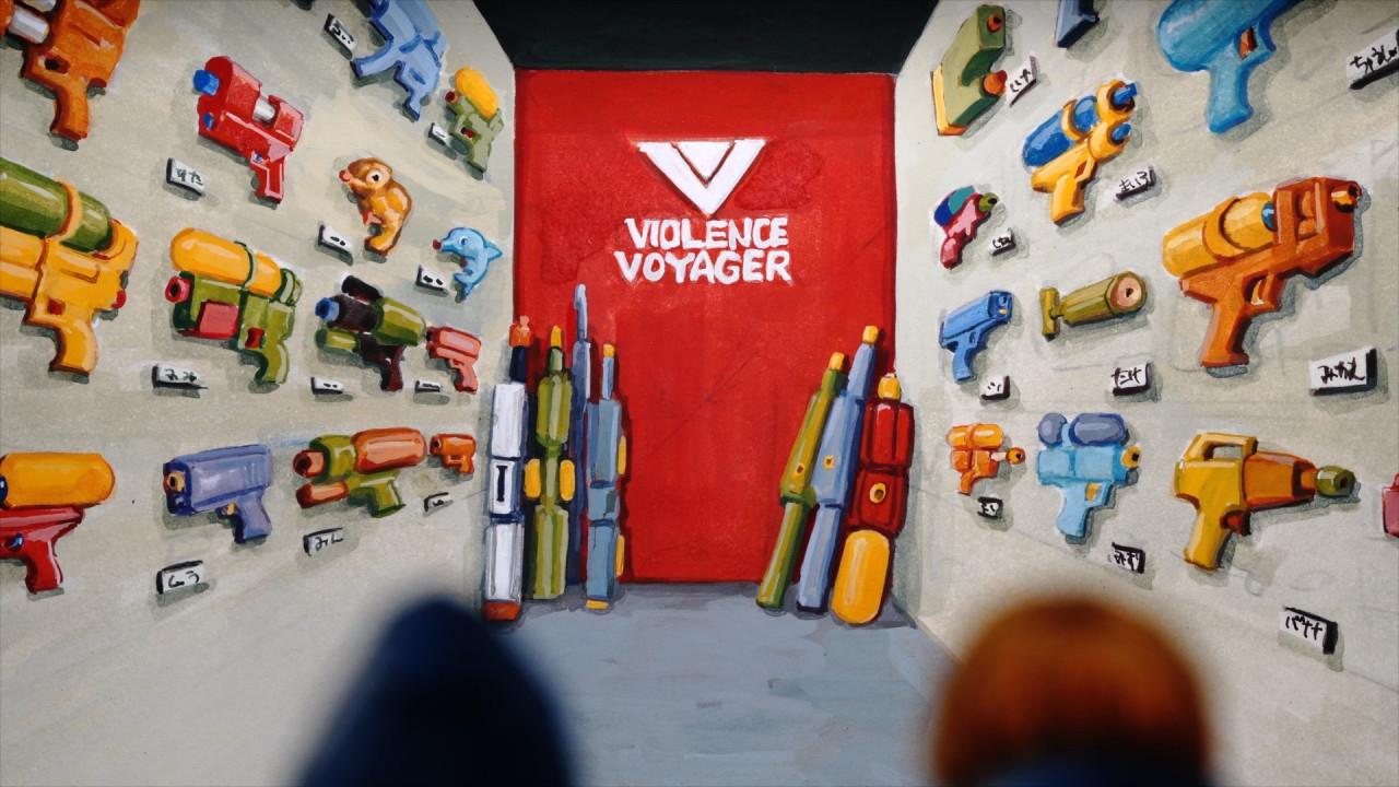 Violence voyager - 2