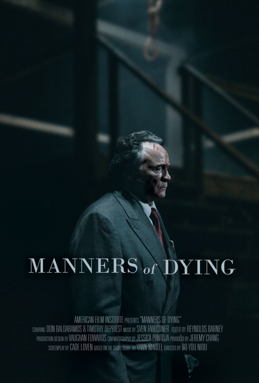 Manners of dying - 1