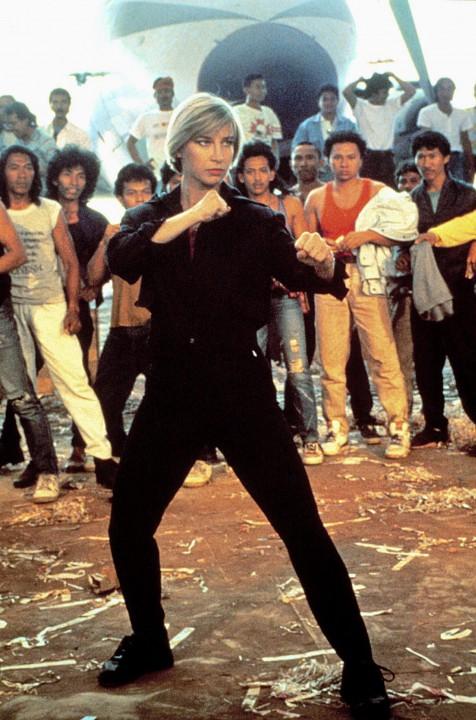 Iron fists and kung fu kicks - 1