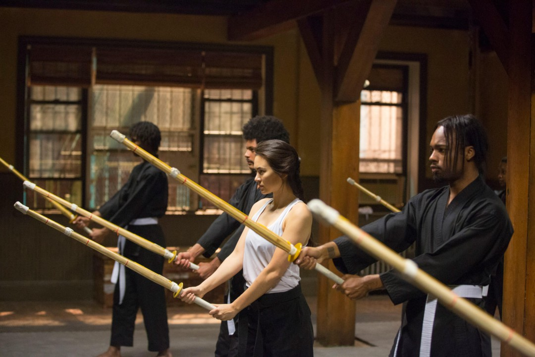 Iron fists and kung fu kicks - 3