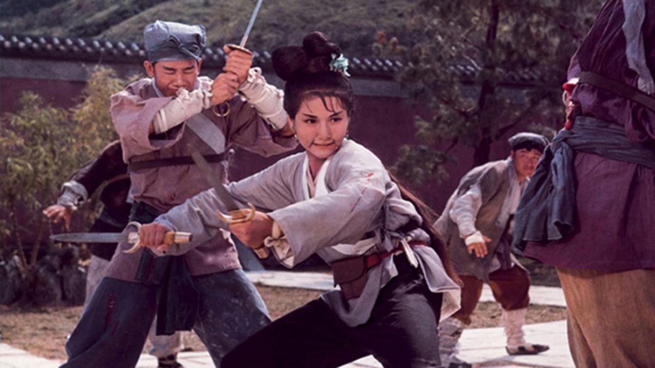 Iron fists and kung fu kicks - 6