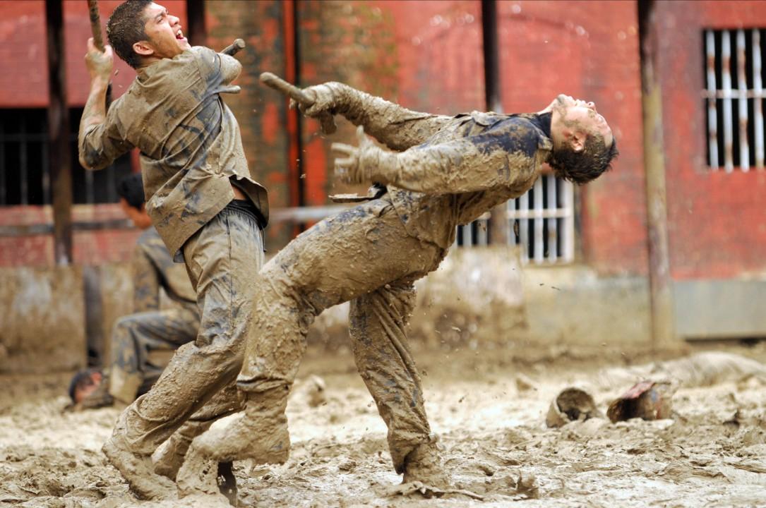 Iron fists and kung fu kicks - 9