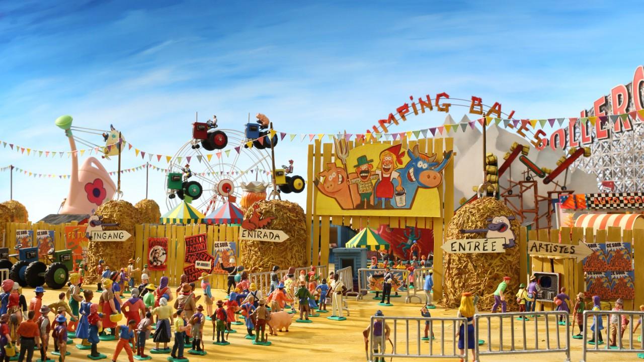 County fair - 0