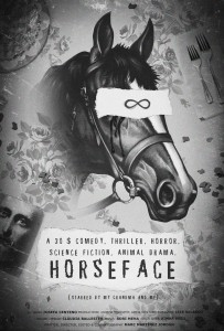 Horseface poster