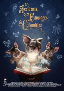 Accidents, Blunders and Calamities poster