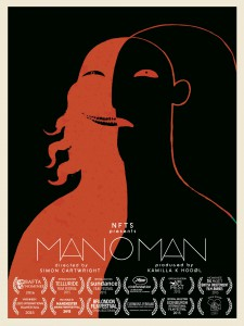 Manoman poster
