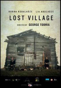 Lost village poster