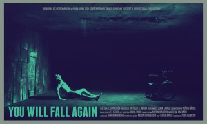You will fall again poster