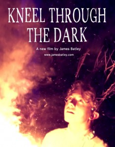 Kneel through the dark poster