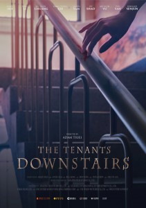 The tenants downstairs poster