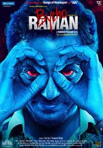 Psycho Raman poster