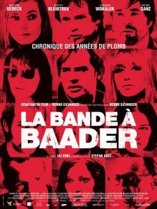 La Bande à Baader poster