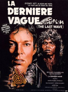The last wave poster