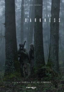 The darkness poster
