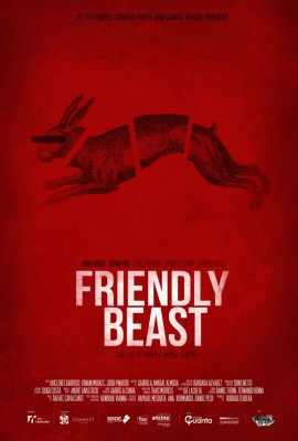 Friendly beast poster