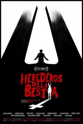 Herederos de la bestia poster