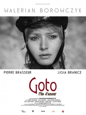 Goto, Island of Love poster