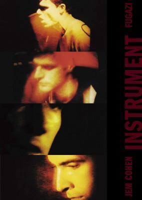 Instrument : Fugazi poster