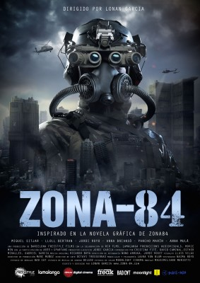 Zone 84 poster
