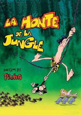 La honte de la jungle poster