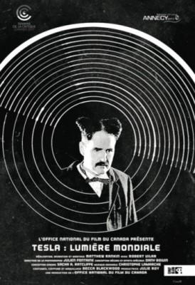 Tesla : lumière mondiale poster