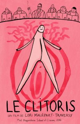Le clitoris poster