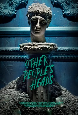Other people's heads poster