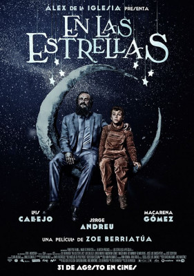 Up among the stars poster