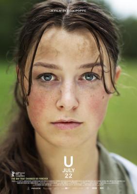 Utoya, 22 juillet poster