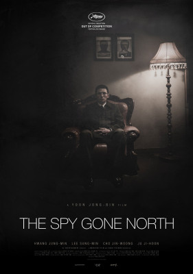 The spy gone north poster