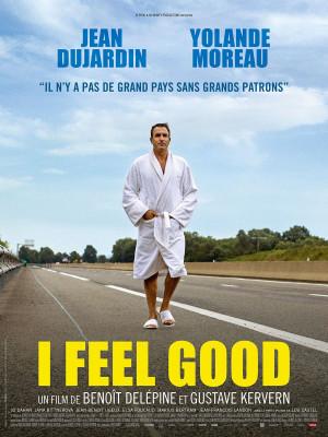 I feel good poster