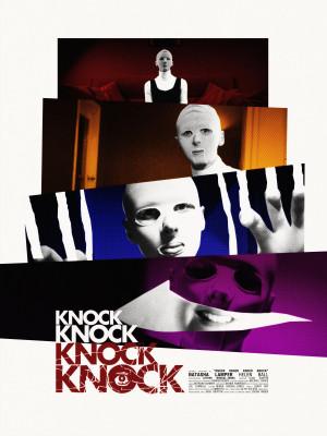 Knock Knock Knock Knock poster