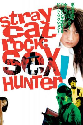 Stray Cat Rock: Sex Hunter poster