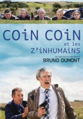 Coincoin et les z'inhumains - 1 & 2 poster