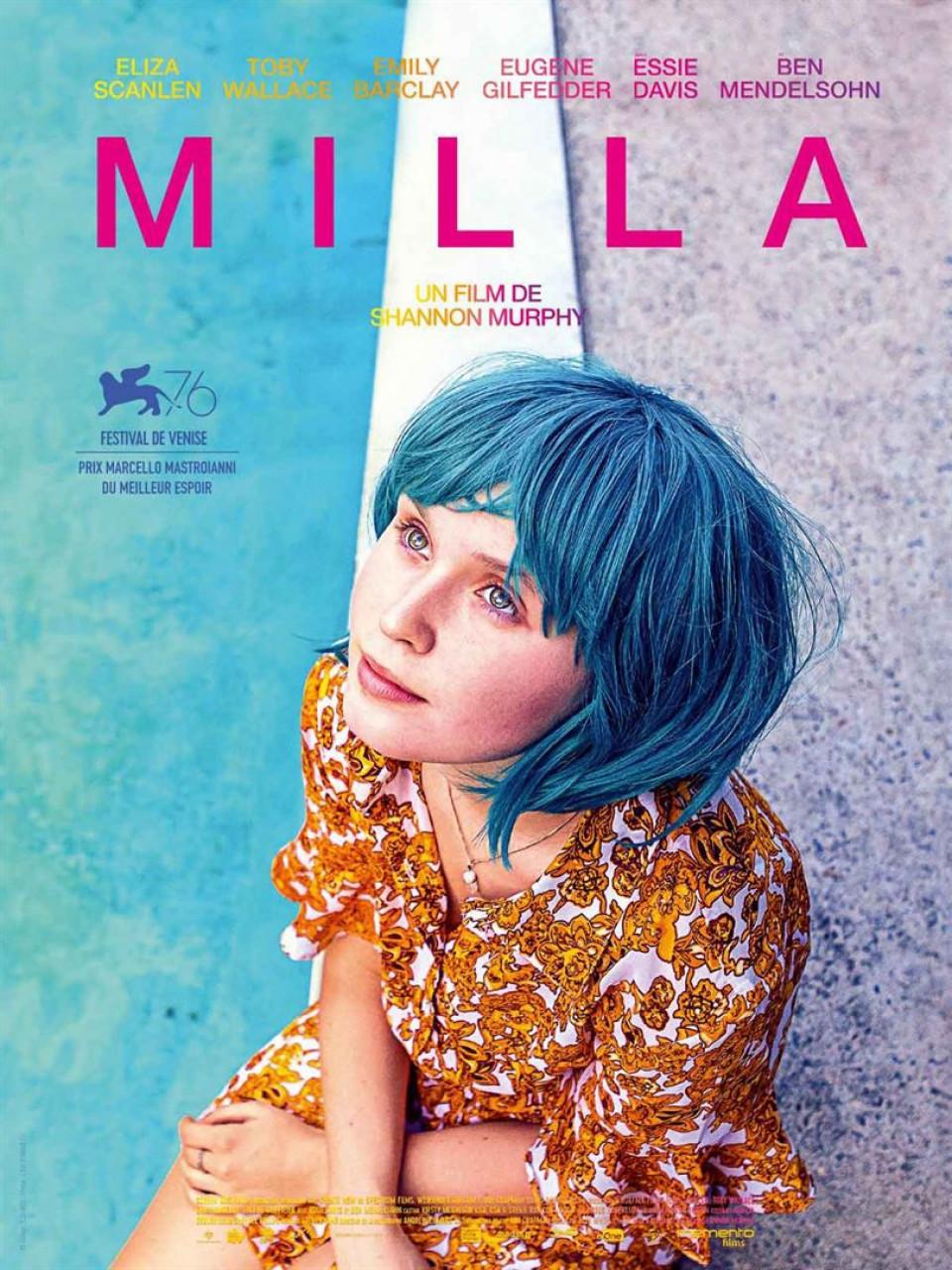 Poster Milla