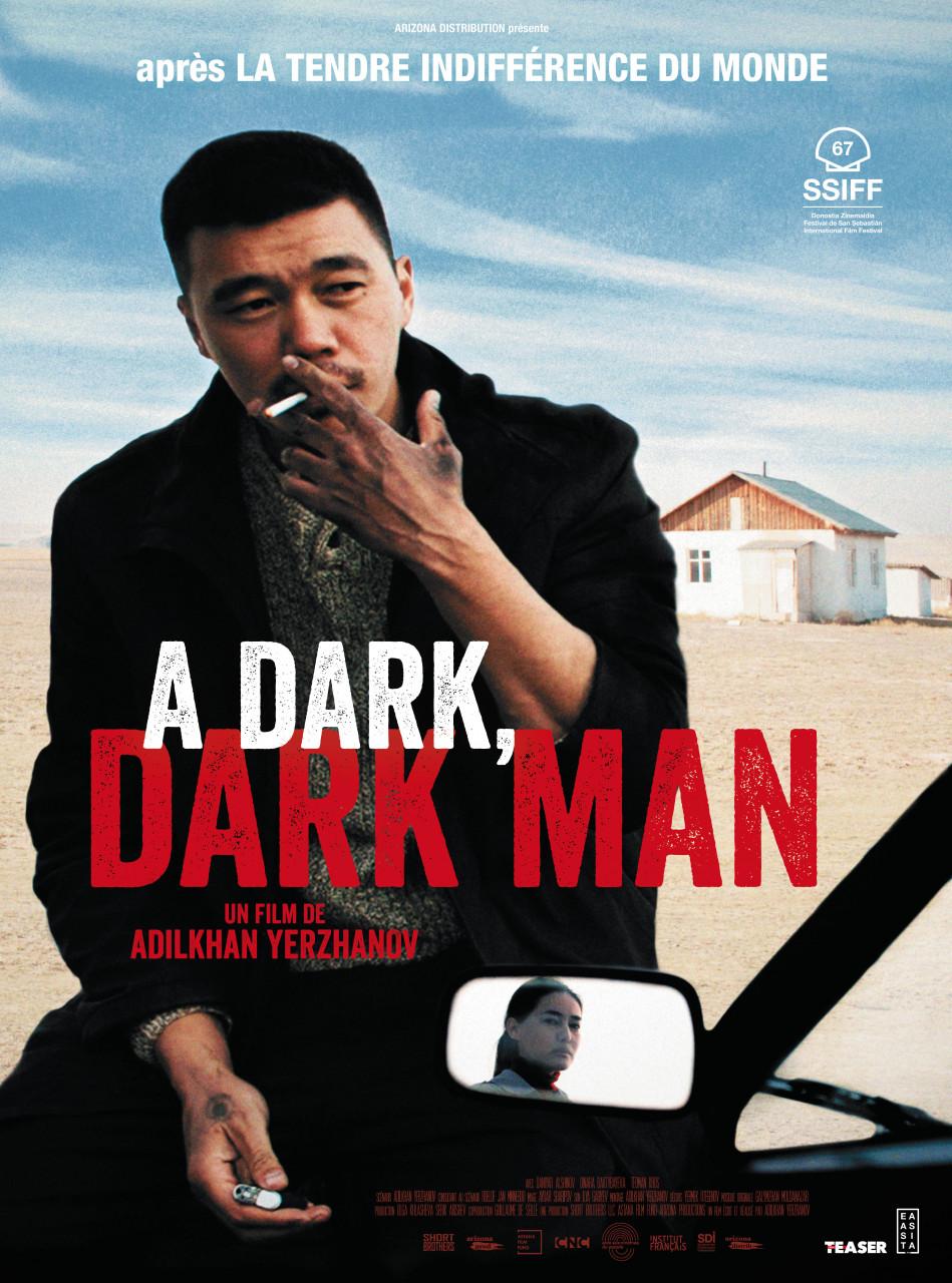 Poster A dark, dark man