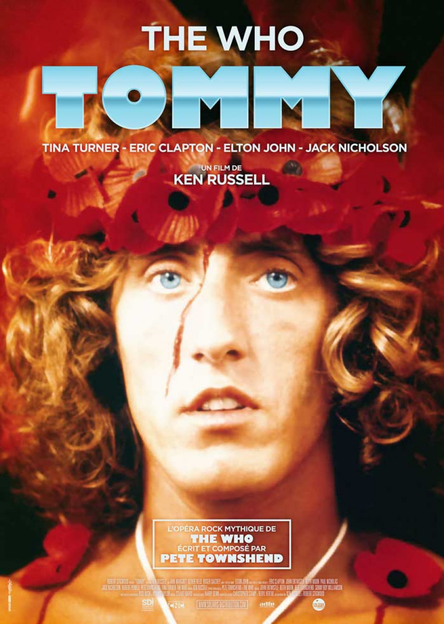Poster Tommy
