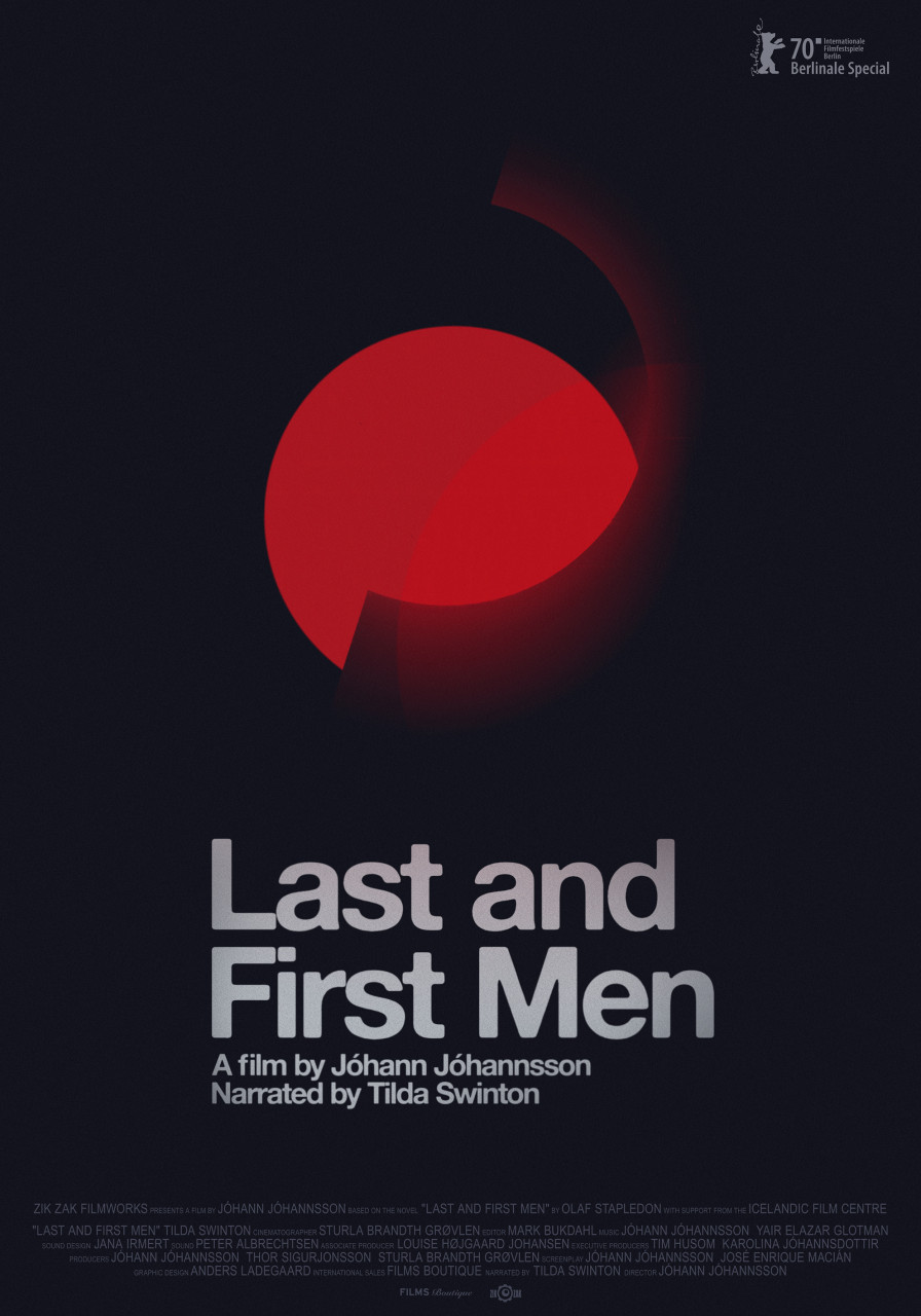 Poster Last and first men
