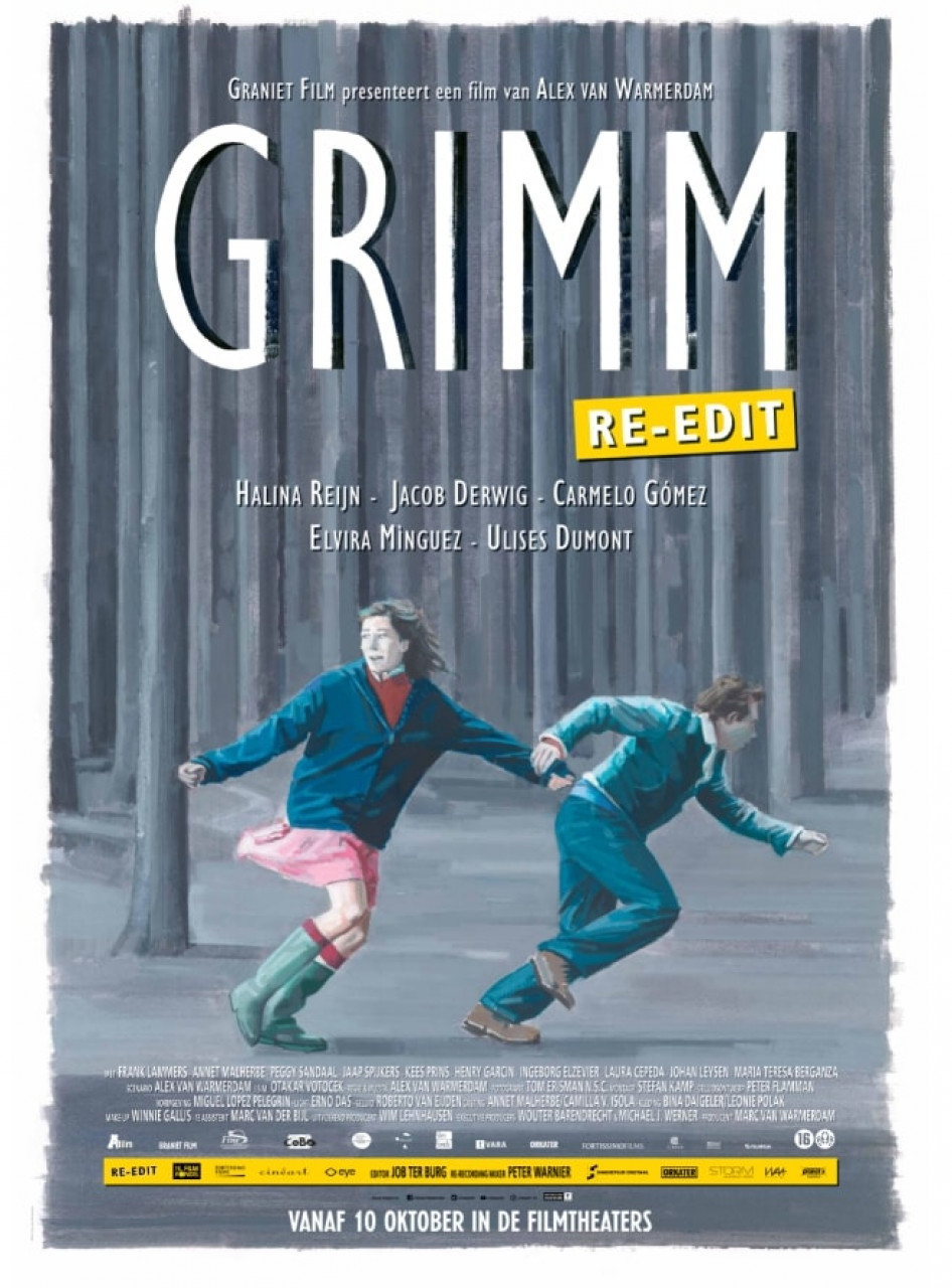 Poster Grimm re-edit