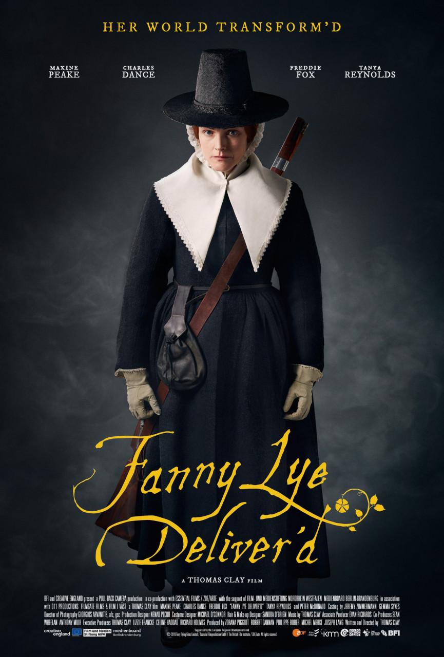 Poster Fanny Lye Deliver'd