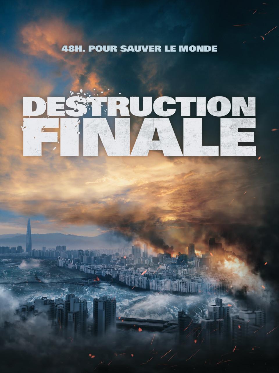Poster Destruction finale