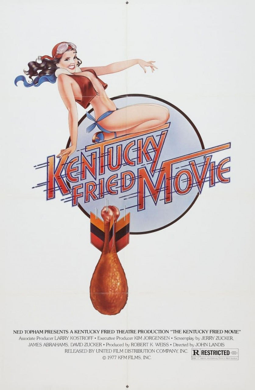 Poster The Kentucky Fried Movie