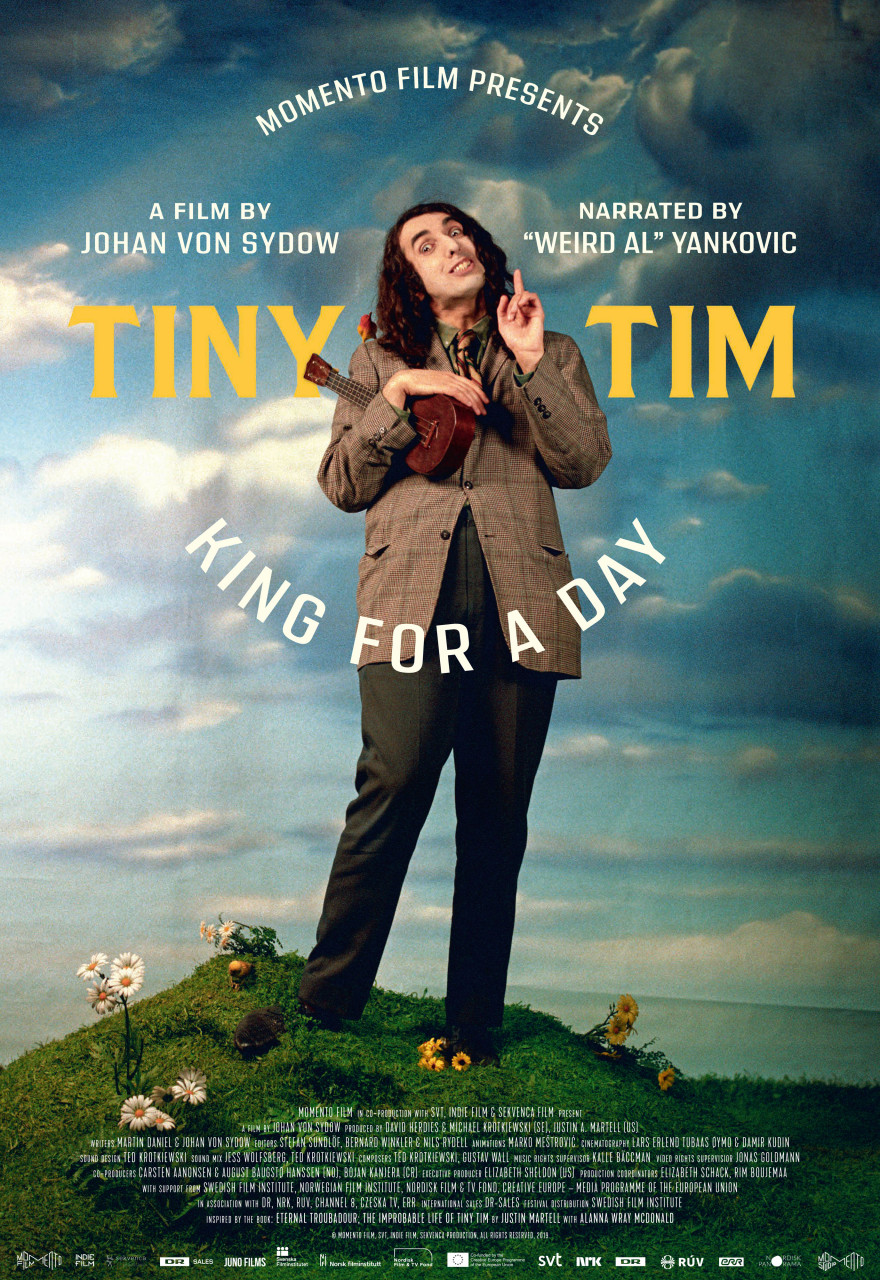 Poster Tiny Tim: king for a day