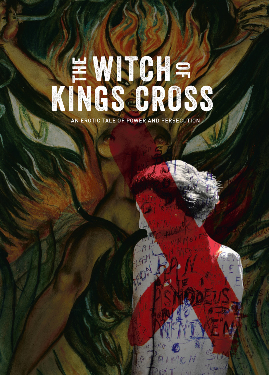 Poster The witch of Kings Cross