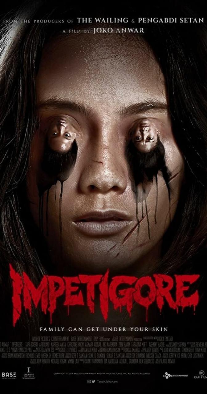 Poster Impetigore