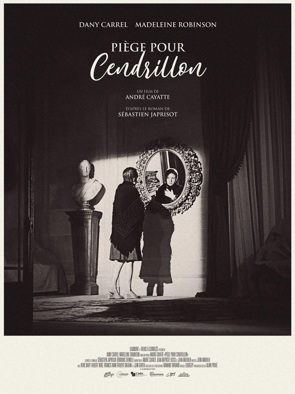 Poster Piège pour Cendrillon
