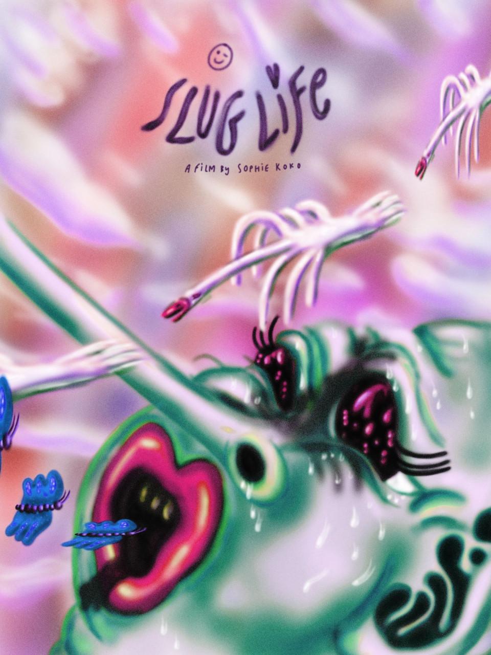 Poster Slug life