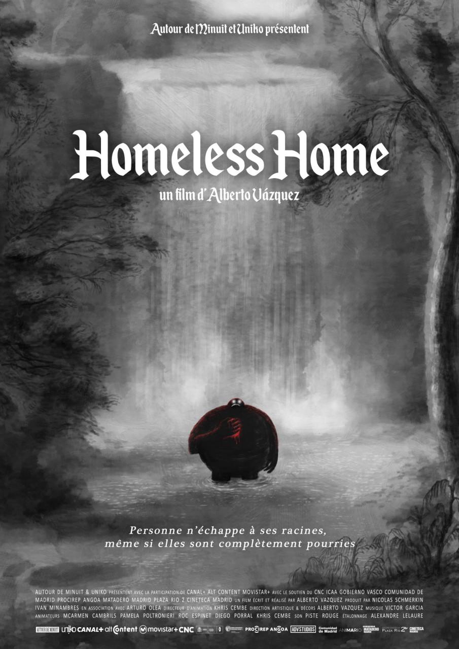 Poster Homeless home