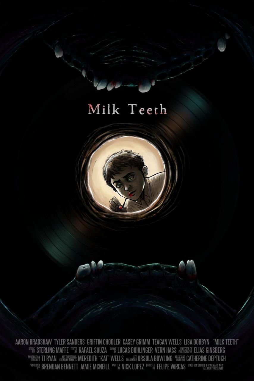 Poster Milk teeth